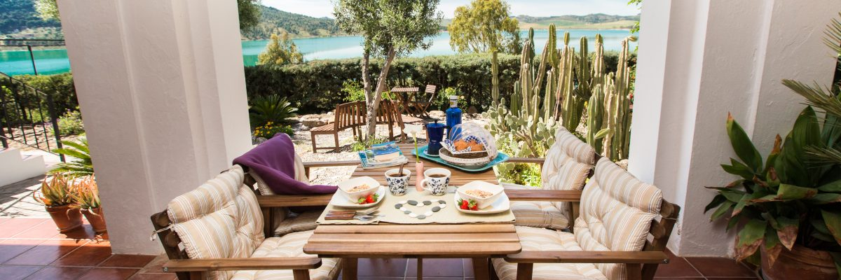 Andalusien Malaga-Seengebiet Finca El Arpa 5453