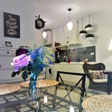 Ruhige Wohnung für 2-4 Personen