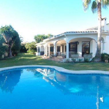 Erstaunliche Luxus-Villa für 7 Personen