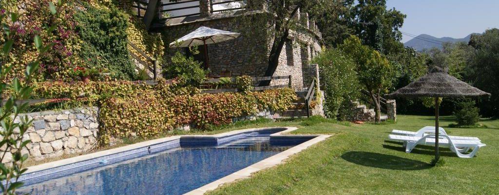 Andalusien Alpujarras Carataunas Dorf 28201