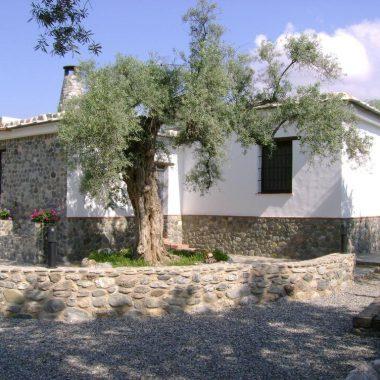Landhaus für 6 P. in der Alpujarras