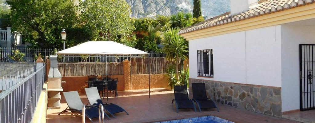 Andalusien Sierra Nevada Dorf Durcal 29256