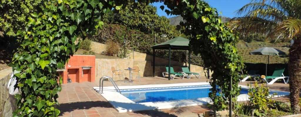 Frigiliana Finca mit Pool 29725