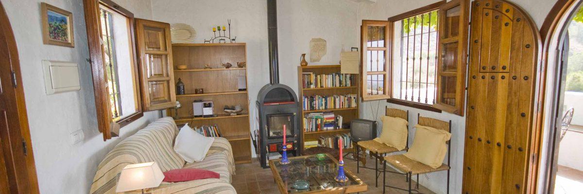 Andalusien Frigiliana Hütte Monte Arize 5438