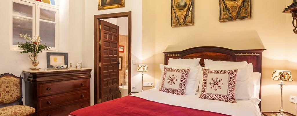 Sevilla Santa Cruz Herrenhaus 32411