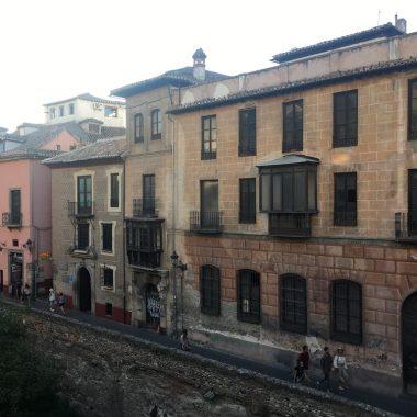 Wohnung in Albaicin-Viertel, Granada
