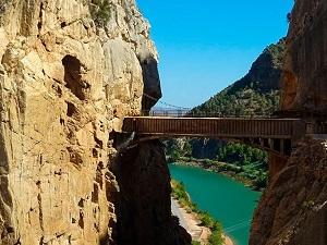Königsweg Caminito del Rey?