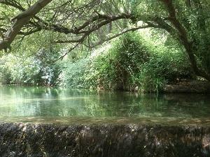 Unglaublich schön Schmelzwassersee