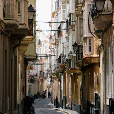 Schöne Unterkünfte in Cadiz Altstadt