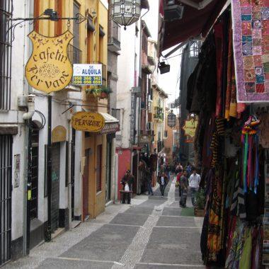 Schöne Unterkünfte in Granada Zentrum