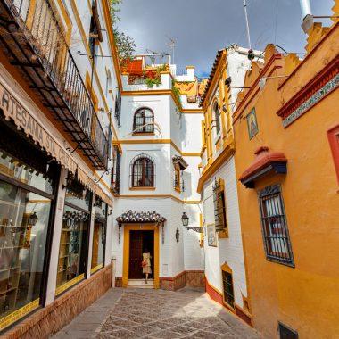 In die Großstädte Andalusiens