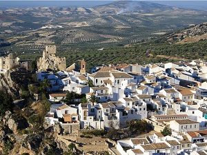 Das schönste der andalusischen Dörfer