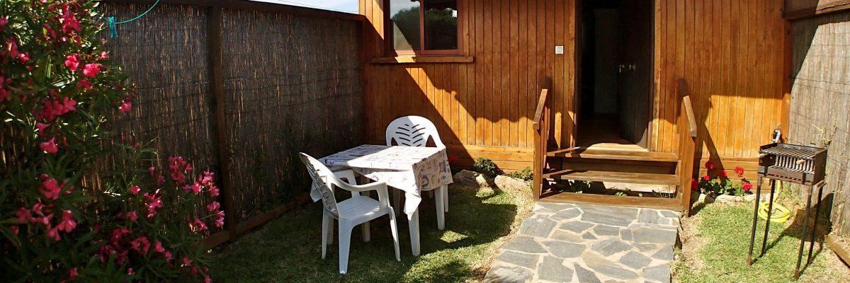 El Palmar Holzhütte 29756