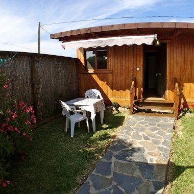 Neues Holzhütte für 2 Personen