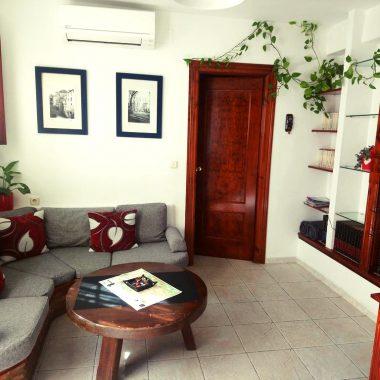 Super-schönes Wohnung mit 2 Schlafzimmern