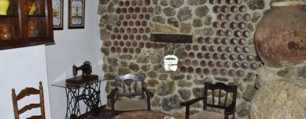 Andalusien Zahara de la Sierra Dorfhaus 34767