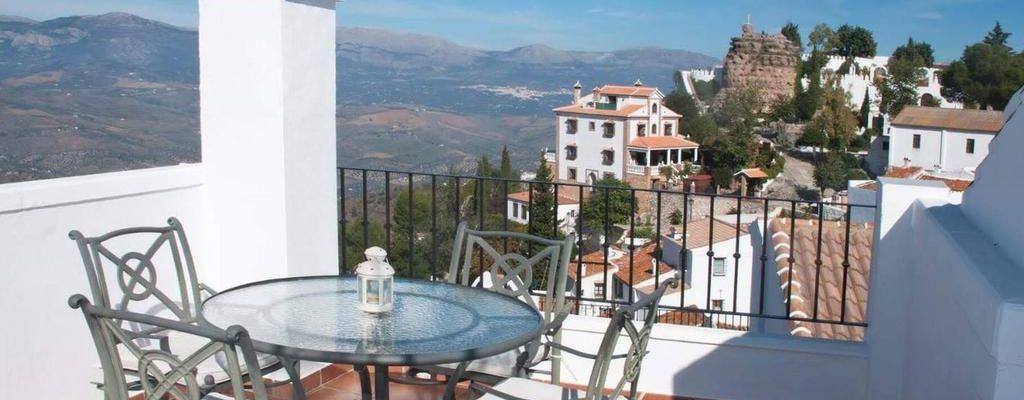 Andalusien Comares Dorfhaus 44696