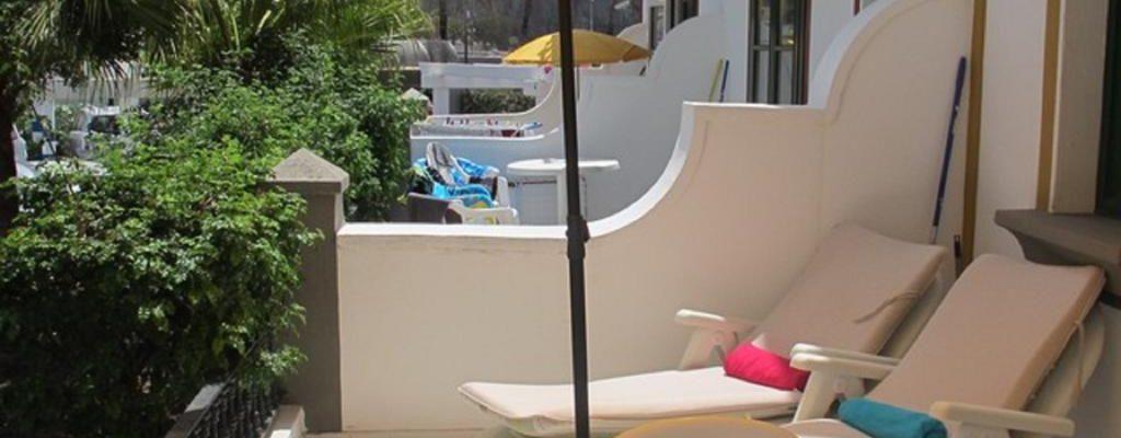 Kanaren Puerto de Mogan Erdgeschosswohnung 36926