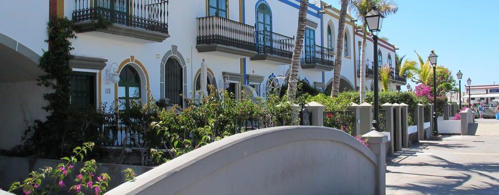 Kanaren Puerto de Mogan 2-Zimmer Wohnung 36972