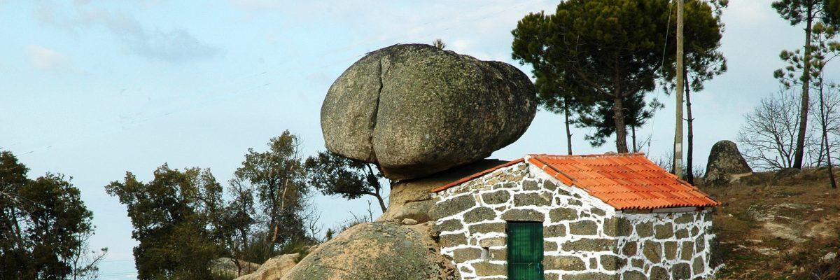 Portugal nord alte Bauernhaus 4456