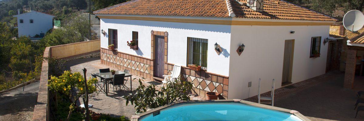 Andalusien Malaga Comares Finca 47577