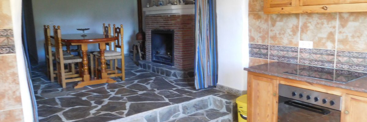 Andalusien Alpujarras Finca 49276